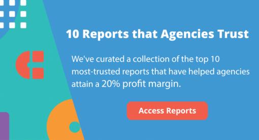 10 Reports that Agencies Trust